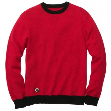 Let-Her Sweater - Red